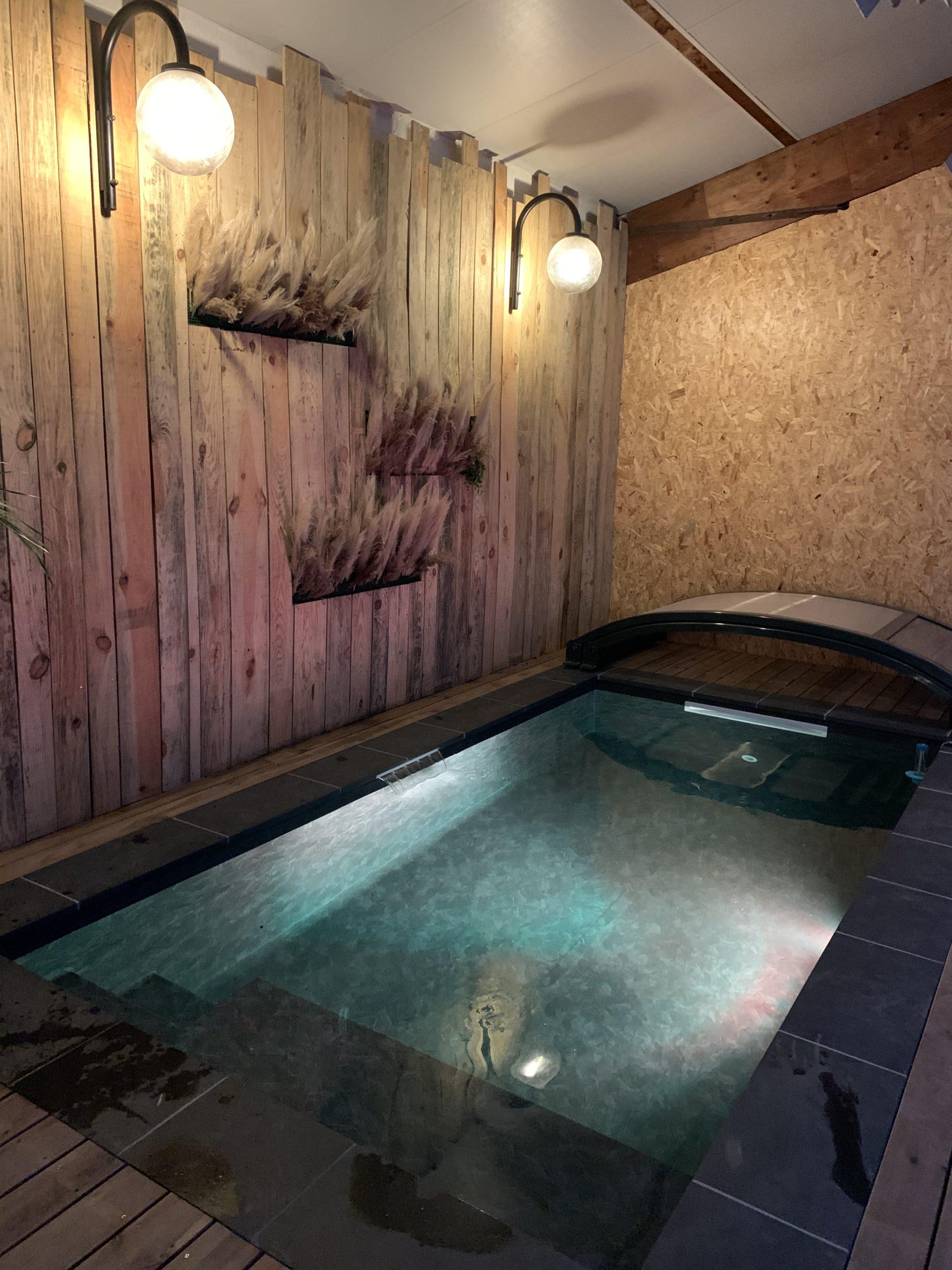 piscine intérieure cholet