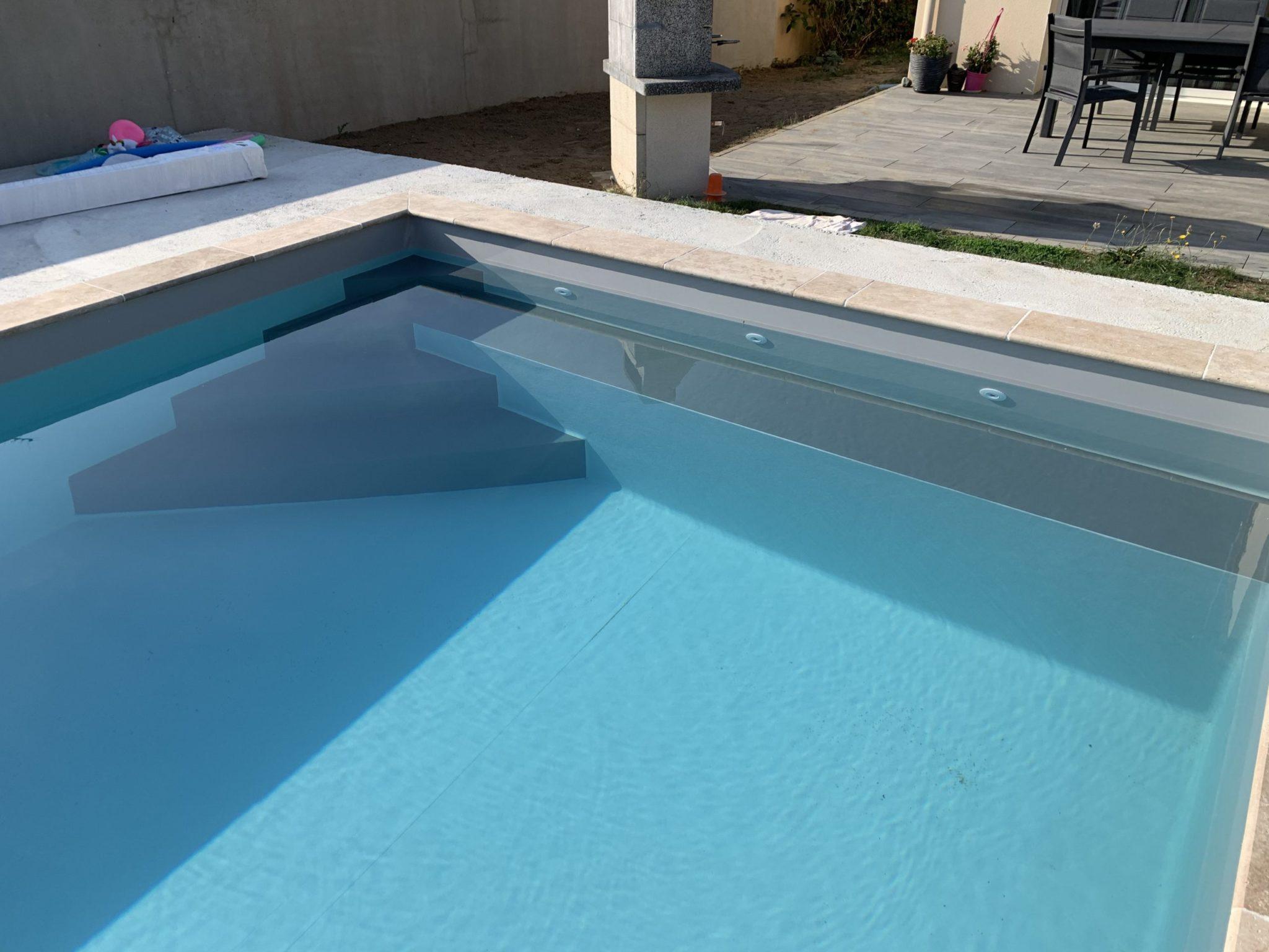 constructeur piscine traditionnelle cholet réalisation