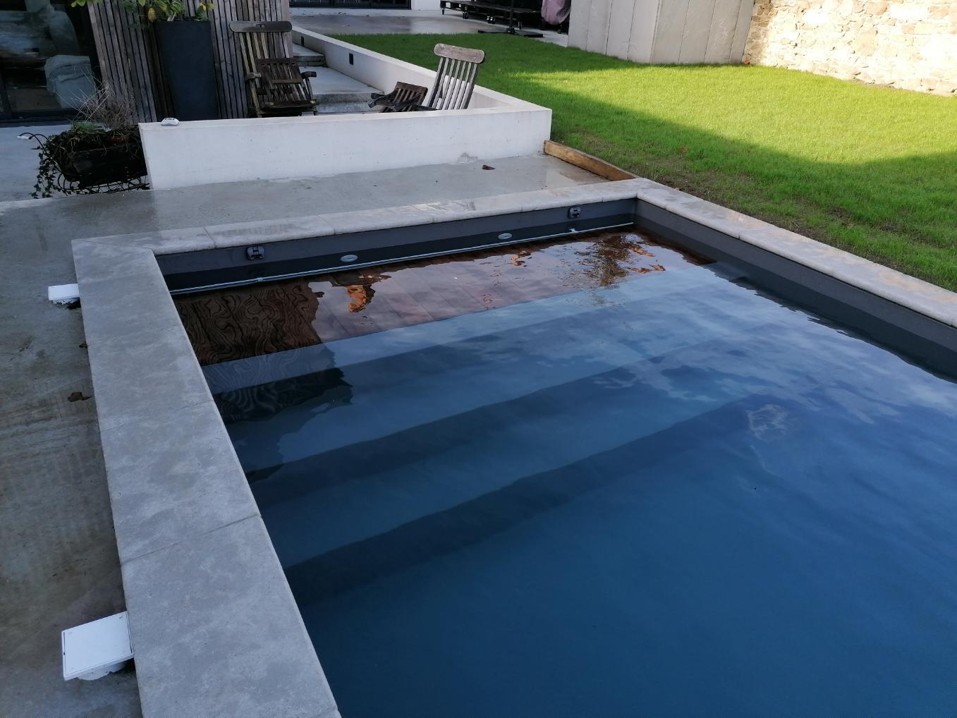 piscine cholet réalisation